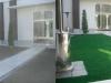 愛知県名古屋 K様結婚式場に人工芝を設置しました