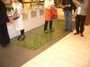 東京都港区六本木 六本木ヒルズ内のABCクッキングスクール様に人工芝を設置しました