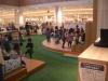 神奈川県川崎市武蔵小杉 グランツリー武蔵小杉ショッピングモール内に人工芝ステップターフが採用されました。