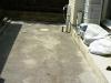 東京都調布市八雲台 一般住宅のお庭へ人工芝ステップターフが採用されまして、施工しました。人工芝施工前