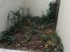 東京都世田谷区千歳台 マンション専用庭へ人工芝ステップターフが採用されました。人工芝敷設前