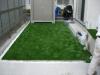 神奈川県川崎市 一般住宅のお庭へ人工芝ステップターフを施工しました。