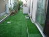 東京都武蔵村山市 一般住宅のお庭へ人工芝ステップターフが採用されまして、施工しました。