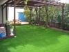 東京都大田区南馬込 S様邸のお庭に人工芝を敷設しました