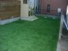 東京都世田谷区等々力 S様邸に人工芝を敷設しました