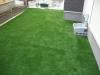 東京都町田市 新築住宅のお庭へ人工芝ステップターフが採用されまして、施工しました。