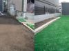 埼玉県川口市 F様邸に人工芝を施工しました