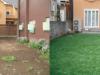 東京都国立市 K様邸に人工芝を施工しました