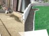 東京都八王子市 K様邸に人工芝を敷きました
