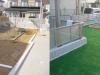 茨城県古河市 Y様邸に人工芝を設置しました