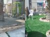 神奈川県大磯町 I様邸に人工芝を敷設しました