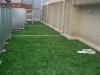東京都港区高輪 マンションのベランダに人工芝ステップターフが採用され施工しました。