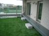 神奈川県横浜市青葉区 S様邸に人工芝を敷設しました