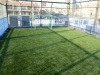 東京都大田区大森東 明善幼稚園様 屋上に人工芝ステップターフが採用されまして、施工しました。