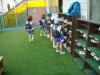 神奈川県川崎市 ゆりかご幼稚園様の教室前に人工芝を設置しました