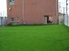 埼玉県越谷市 わかばの森幼稚園様園庭に人工芝を敷設しました