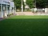 東京都葛飾区新小岩 新小岩幼稚園 園庭人工芝ステップターフが採用され施工しました。