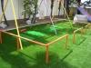東京都大田区大森東 和敬幼稚園様園庭に人工芝を敷設しました