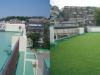 セントメリー幼稚園様の屋上に人工芝を施工しました