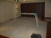 東京都世田谷区中町 新しいフィットネスクラブの室内に人工芝ステップターフを敷設しました。人工芝敷設前