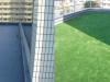 神奈川県横浜市中区 T様社の屋上に人工芝を設置しました